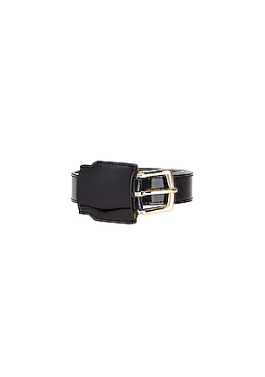 Y/Project Covered Belt in Black