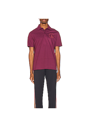 Wales Bonner Soul Polo in Red