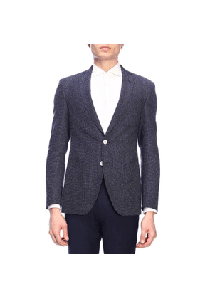 307a56189c9 Slim-fit Panelled Quilted Shell Jacket | MILANSTYLE.COM