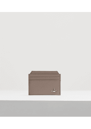 Milano Card Holder Taupe