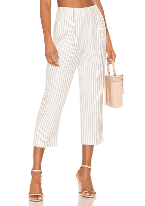 Joie Araona Pant in White. Size XS,M,L.