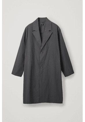LIGHTWEIGHT COTTON TRENCH COAT