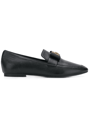 Michael Michael Kors flat bow loafers - Black