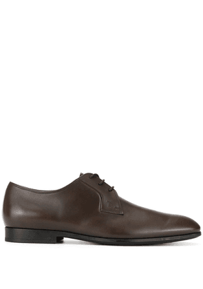 Tod's lace-up derby shoes - Brown