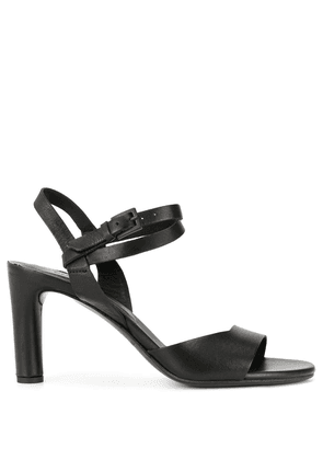 Del Carlo block heel sandals - Black