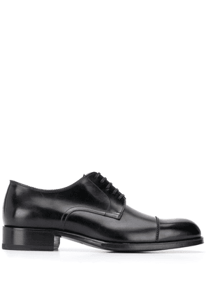 Tom Ford classic lace-up shoes - Black