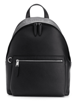 Mulberry zipped small backpack - Black