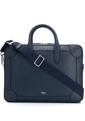 Mulberry Belgrave Doc holder - Blue