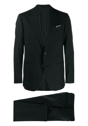 Caruso Norma two piece suit - Black