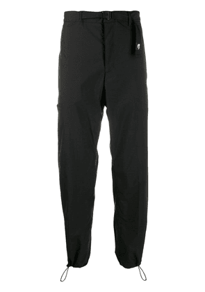 The North Face buckled active trousers - Black
