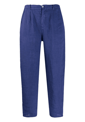 Altea cropped trousers - Blue