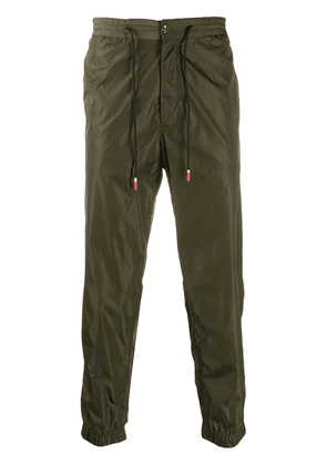 Pt01 Forward track trousers - Green