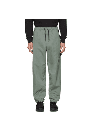 Stone Island Shadow Project Green Articulation Tunnel Trousers
