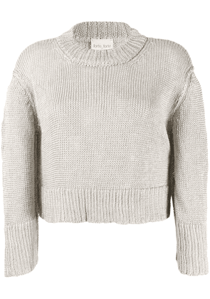 Forte Forte turtleneck jumper - Neutrals