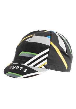 Blalck and Grey Polyester MSR 1.53 Cap
