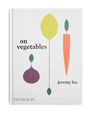 On Vegetables - White