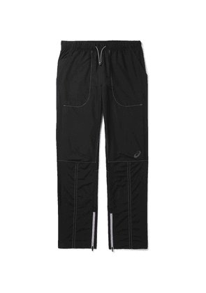 ASICS - + Kiko Kostadinov Slim-fit Ripstop Sweatpants - Black