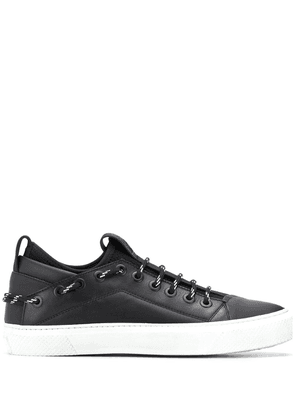 Bruno Bordese lace up sneakers - Black