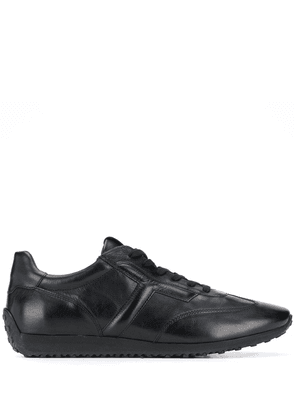 Tod's driving lace-up sneakers - Black