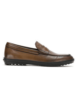 Tod's TOD'S XXM05B00640D9C S801 Furs & Skins->Calf Leather - Brown