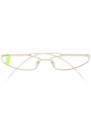 Gentle Monster Lakers 02 glasses - Neutrals