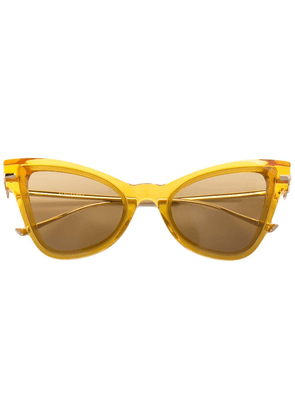 Altuzarra 'Winged' Sunglasses - Ocher