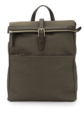 Mismo flat backpack - Green
