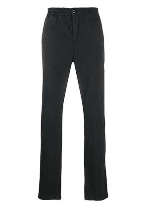CP Company loose-fit straight-leg trousers - Blue
