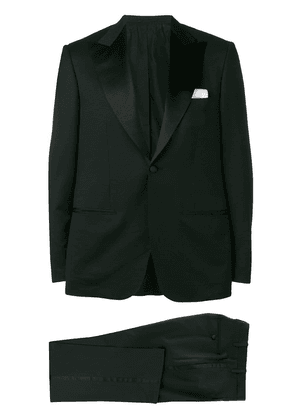 Kiton classic dinner suit - Black