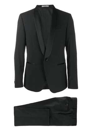 Corneliani slim-fit dinner suit - Black
