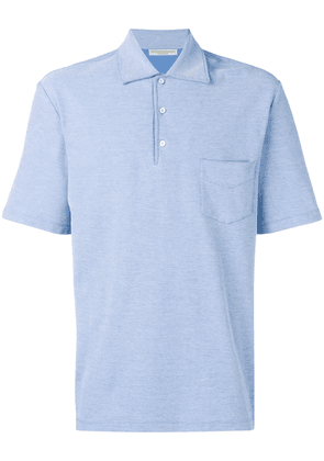 Holland & Holland short-sleeved polo shirt - Blue