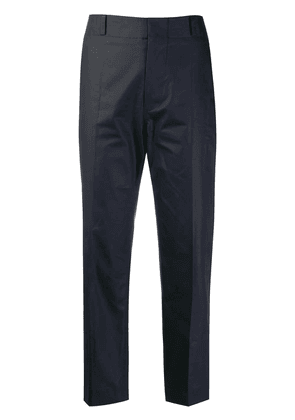 Sofie D'hoore high-rise cropped trousers - Blue