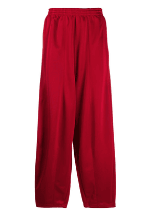 Needles side stripe track pants - Red