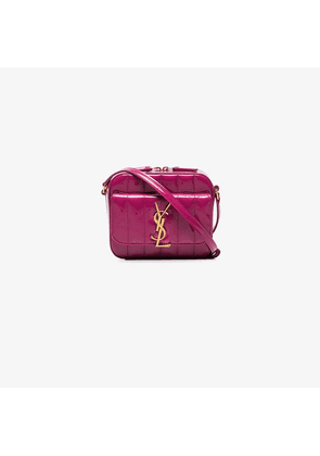 Saint Laurent Vicky quilted camera bag