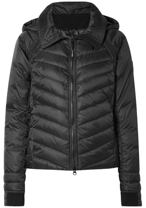 Canada Goose - Hybridge Base Hooded Quilted Shell Down Jacket - Black