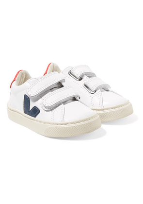 Veja Kids - Size 22 - 27 Esplar Leather Sneakers