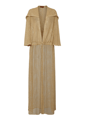 Missoni Mare Hooded Sheer Coverup