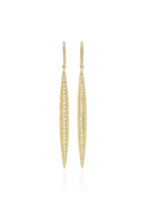 Jamie Wolf M'O Exclusive Neoclassical Marquis Earring