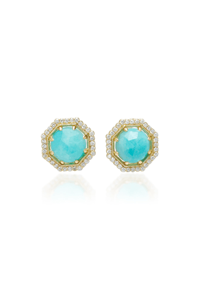 Jamie Wolf M'O Exclusive Small Octagon Stud