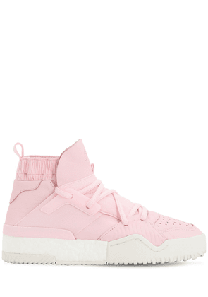 Aw Bball High Top Leather Sneakers