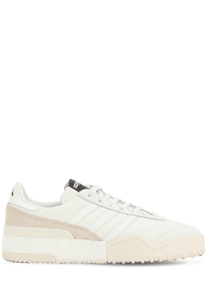 Aw Soccer Bball Leather Sneakers