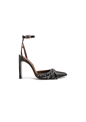 AREA Ankle A Pump in Black