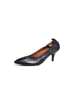 Joseph Dallin Kitten Heel Pumps