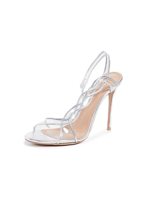 Aquazzura 105mm Swing Sandals