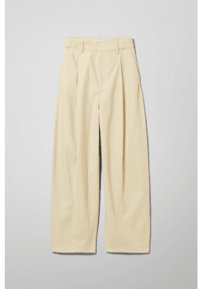 Drift Trousers - Yellow