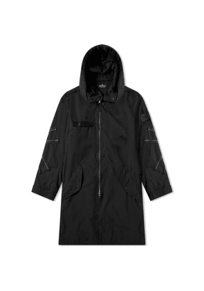 522bef9cd55 Stone Island Shadow Project Poly-Hide Garment Dyed Hooded Parka ...
