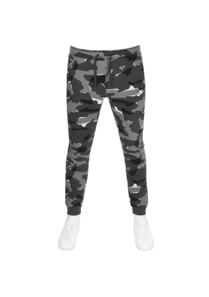 Nike Tapered Fit Club Jogging Bottoms Grey