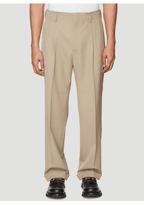 Gucci Turn Up Cuff Chino Pants in Beige size IT - 50