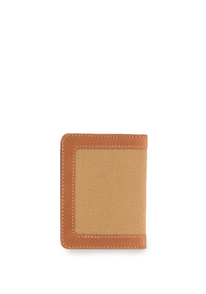 Filson Rugged Twill Outfitter card wallet - Brown