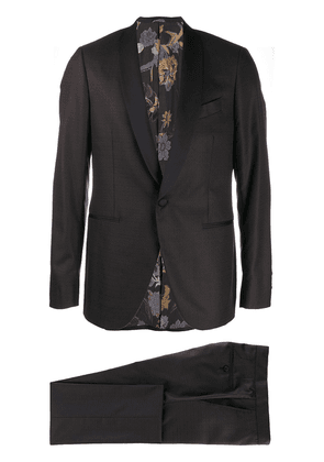 Etro two piece tuxedo suir - Grey
